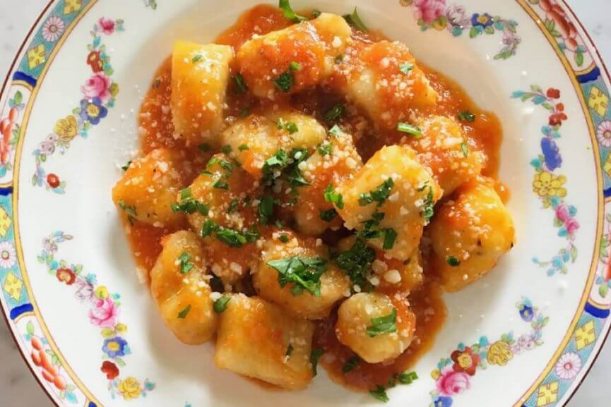 Gnocchi from Chef Ronsky's