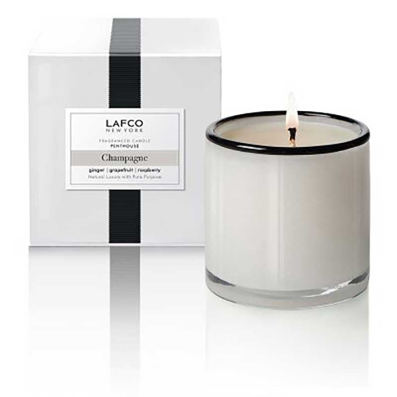 Lafco Champagne Scented Candle