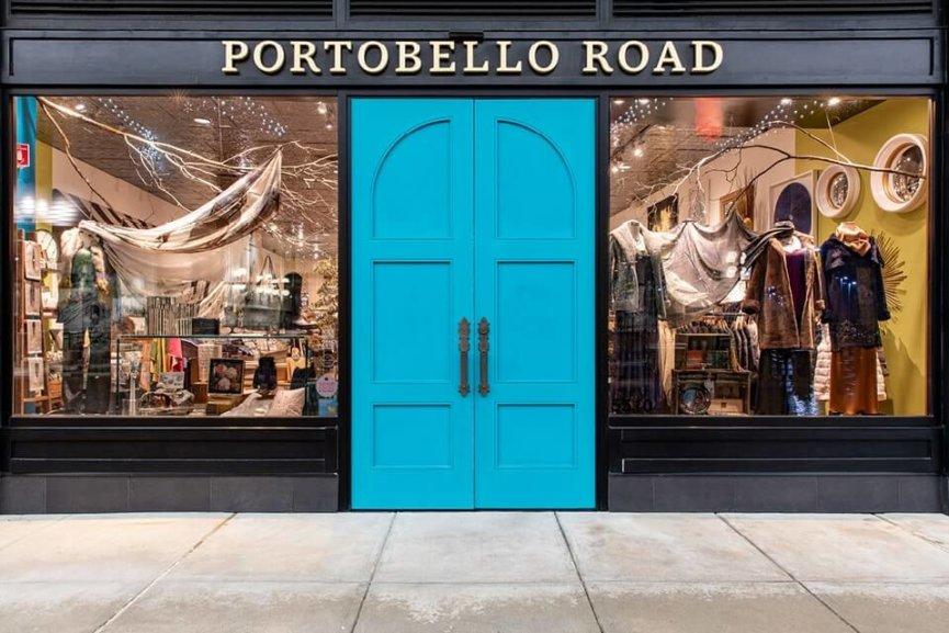 Storefront Image of Portobello Road