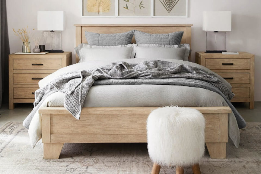 Bedroom Set from Pottery Barn