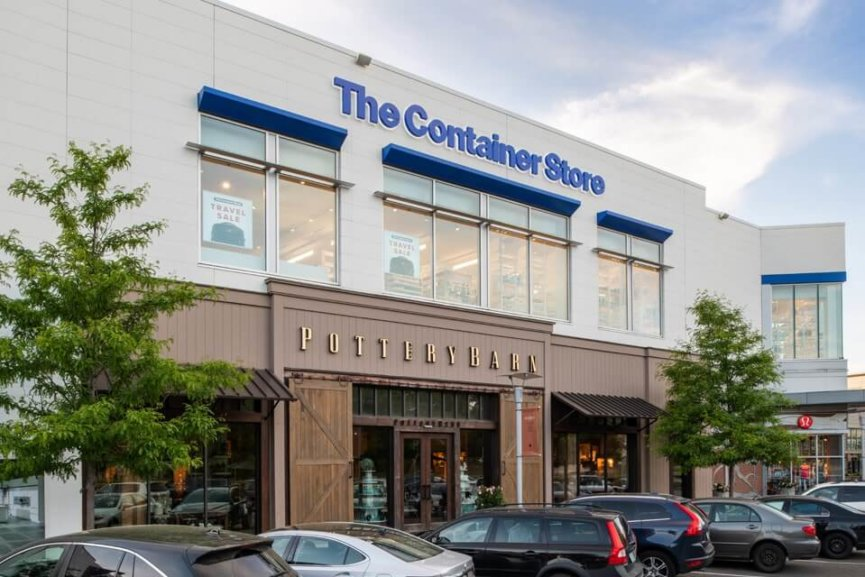 Storefront Image of The Container Store