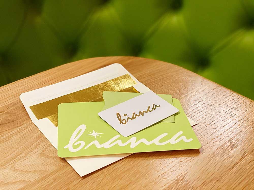 Bianca Gift Card